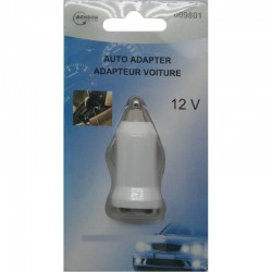 ADAPTER AUTO 12V USB MINI