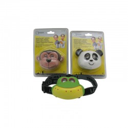 HOOFDLAMP 2 X LED ANIMAL MIX