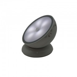 LED LAMP 360° ROTEREND MET...